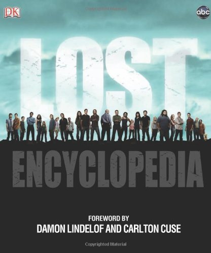 Lost Encyclopedia Mass Version (Brady Games)