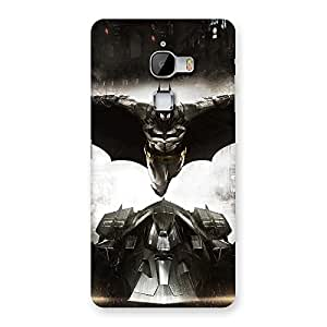 Delighted Knight Ride Back Case Cover for LeTv Le Max