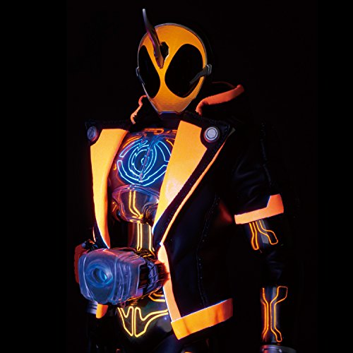 RAH リアルアクションヒーローズ GENESIS 仮面ライダーゴースト オレ魂 1/6スケール ABS&ATBC-PVC製 塗装済み 可動フィギュア