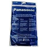 Panasonic MC-V155M Upright Micron Bag, Type U-12, 3-Pack