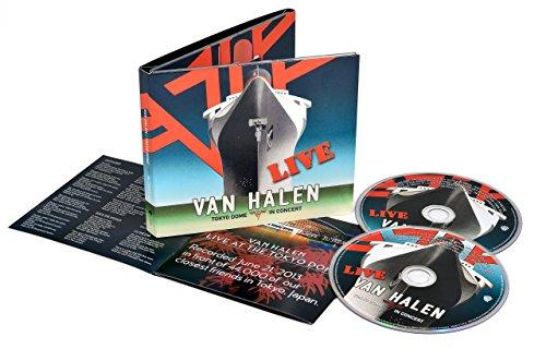Van Halen - Tokyo Dome In Concert (2-cd) - Zortam Music