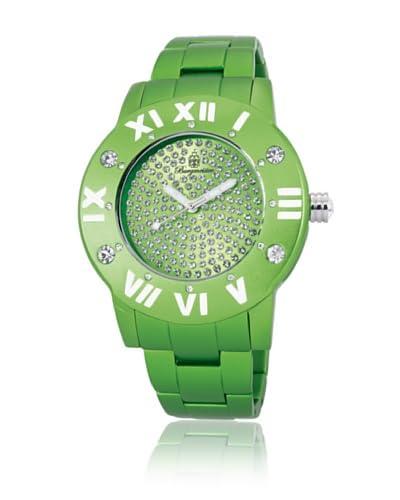 Burgmeister Reloj de cuarzo 163-033 Verde 45 mm