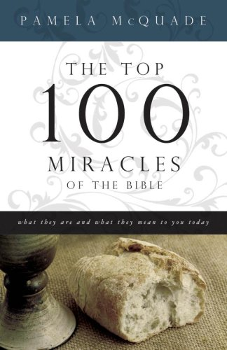 The Top 100 Miracles of the Bible