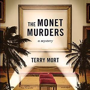 The Monet Murders Audiobook