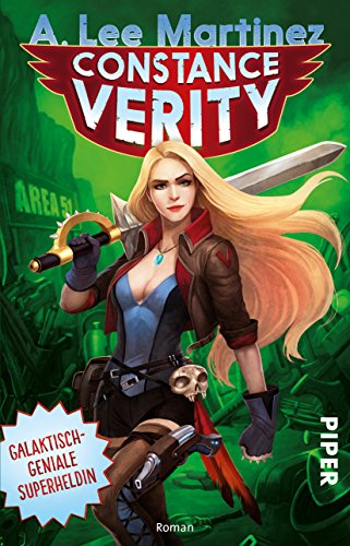 A. Lee Martinez: Constance Verity