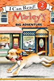 img - for Marley's Big Adventure (Turtleback School & Library Binding Edition) (I Can Read Books: Level 2) book / textbook / text book