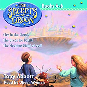 The Secrets of Droon, Books 4-6 Audiobook