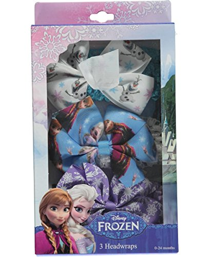 Disney Frozen Hair Box Set (3-Pack)