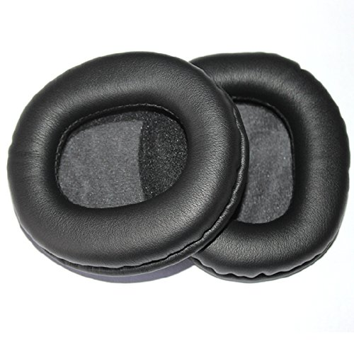 Ath M30 M35 M40 M50, Sony Mdr-7506, Mdr-V6, Mdr-Cd900St Headphones Replacement Earpad / Cushion Parts