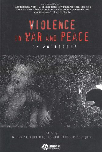 Violence in War and Peace: An Anthology