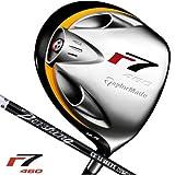 USモデル テーラーメイド r7 460ドライバー グラファイトデザイン Pershing65シャフト