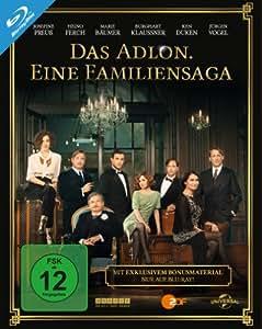 Das Adlon. Eine Familiensaga [Blu-ray]