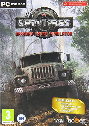 Spintires: Offroad Truck Simulator - New Edition  (PC)