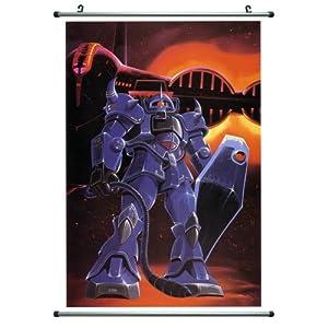 Gundam RX 78 14x20 Anime ArtPrint Scroll Poster 066C