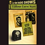 Old Time Radio Shows: With Famous Guest Stars, Collector Series, Volume 1 | [Nostalgia Ventures]