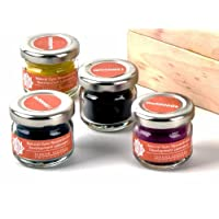 Natural Organic Lake Pigments Samples Box Set