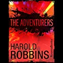 The Adventurers Audiobook by Harold Robbins Narrated by Gregory Linington