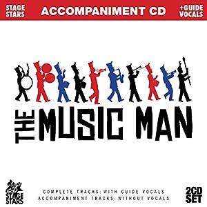 Songs from The Music Man (Accompaniment/Karaoke 2-CD Set)