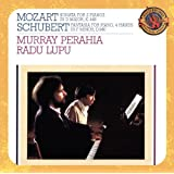 Mozart: Sonata in D Major for Two Pianos & Schubert: Fantasia in F Minor for Piano, Four Hands, D. 940 (Op. 103)