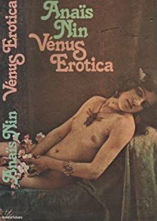 Vénus érotica, Nin, Anaïs
