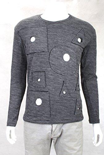 Daniele Alessandrini maglia A/I 15-16 Mod. Black Sheep Patch FM5641E6293505 - M