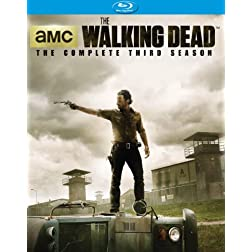 The Walking Dead: The Complete Third Season [Blu-ray]