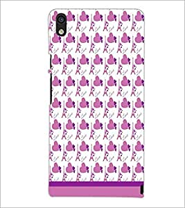 PrintDhaba Tower Pattern D-1800 Back Case Cover for HUAWEI ASCEND P6 (Multi-Coloured)
