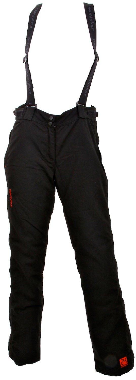 Twentyfour Kinder Ski Hose mit Trägern Geilo – Wasserdichte Ski Hose mit abnehmbaren Hosenträgern online kaufen