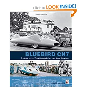 Download ebook Bluebird CN7: The Inside Story of Donald Campbell's Last Land Speed Record Car