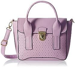 Lavie Women's Handbags (Lilac)