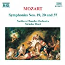 Symphonies Nos. 19, 20 and 37