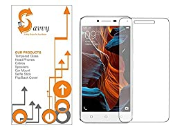 SAVVY Lenovo Vibe K5 Plus 0.3mm Best Premium High Quality HD Crystal Clear Tempered Glass Screen Protector For Lenovo Vibe K5 Plus