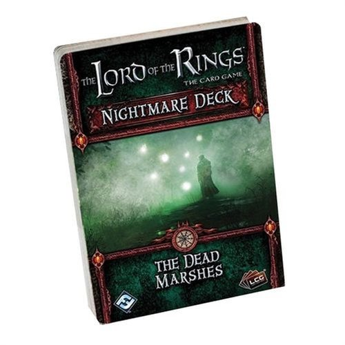 The Dead Marshes Lord of the Rings LCG Nightmare Deck - 1