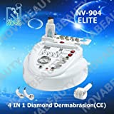 NV-904 ELITE 4 IN 1 NOVA NEWFACE DIAMOND MICRODERMABRASION PEELING MACHINE