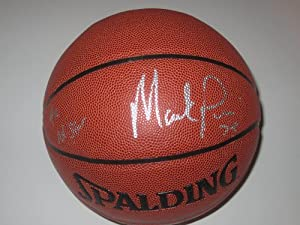 Mark Price Cleveland Cavaliers Signed Autographed Basketball Authentic Certified Coa