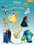 Disney's My First Songbook: A Treasur...
