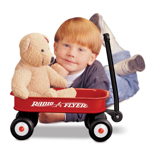 Best Review Of Radio Flyer Little Red Wagon