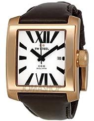 TW Steel Men's CE3007 CEO Goliath White Dial Watch
