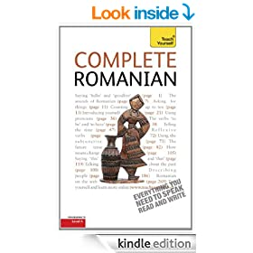 Complete Romanian: Teach Yourself (Complete Languages)