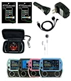 CrazyOnDigital Accessory Kit for Sony PSP Go. CrazyOnDigital Retail Package