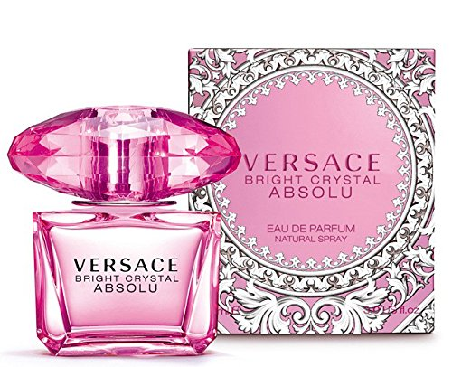 Versace Perfume Bright Crystal Absolu New! EAU