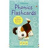 Usborne Phonics Flashcardsby Phil Roxbee Cox