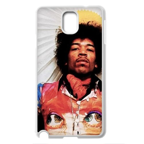 Custom Case Guitar player jimi hendrix poster phone Case Cove For Samsung Galaxy NOTE 3 Case JWH9217218