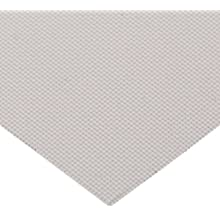 PEEK (Polyetheretherketone) Mesh Sheet, Opaque Off-White