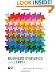 Business Statistics using Excel