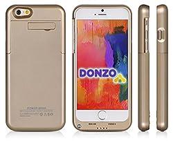 DONZO - JUST ENERGY LED Status Anzeige Power on/off Schalter Aufladbar mit dem mitgelieferten micro USB Kabel Hartschale mit integriertem Akku LIEFERUMFANG: DONZO Energ...