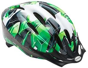 Schwinn Youth Intercept Helmet, Green