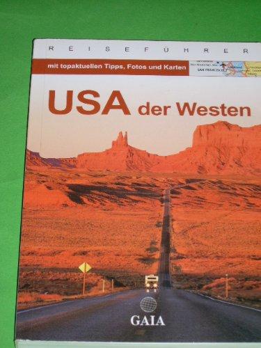 USA der Westen - Reiseführer