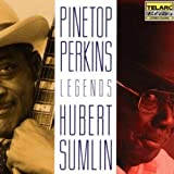 echange, troc pinetop perkins & hubert sumlin - legends