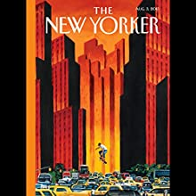 The New Yorker, August 3rd 2015 (Monte Reel, Larissa MacFarquhar, Joan Acochella)  by Monte Reel, Larissa MacFarquhar, Joan Acochella Narrated by Todd Mundt